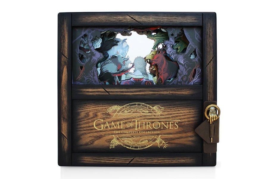Полное издание Игры престолов на Blu-ray