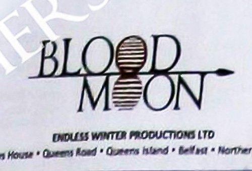 Логотип Кровавой луны