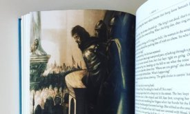 Пример иллюстрации: казнь Эддарда Старка