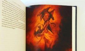 Пример иллюстрации: рождение драконов