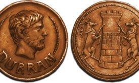 Эскиз этой монеты