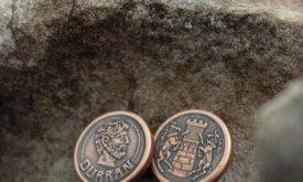 Монета штормовых королей с Дюррандоном