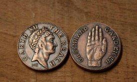 Монета Гартов