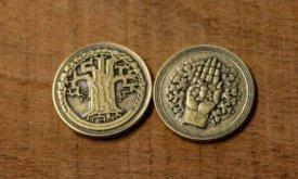 Монета Гартов с Гартом Златоруким