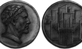 Монета Харрена Черного