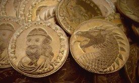 Золотой дракон при Джейхейрисе Миротворце