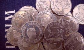 Джоффри Баратеон мог чеканить такую монету