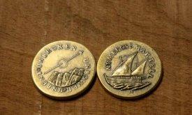 Монета Мартеллов