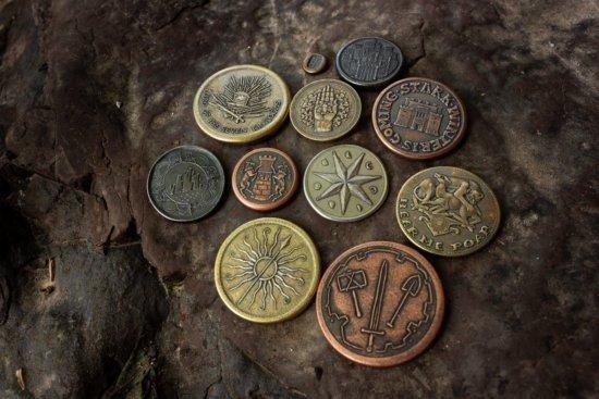 Коллекция монет до Завоевания (вторая сторона)