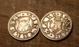 Монета времен Торрхена Старка