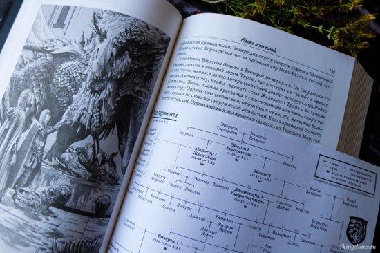 Генеалогия — на отдельном листке; с ней читать гораздо удобнее. Можете тоже ее для себя распечатать.