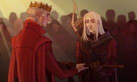 «Брат, которого я любил…» (Дейрон Добрый и Кровавый Ворон)