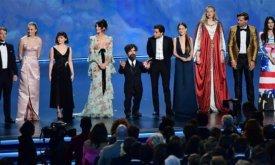 Актеры на церемонии премии Эмми 22 сентября 2019