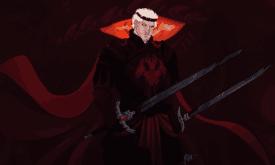 Мейгор Жестокий готовится к битве