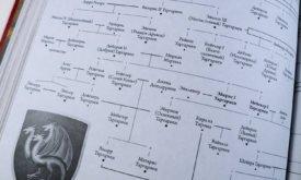 Древа в русской версии «Мира Льда и Пламени» (в серии «Гигантская фантастика»)