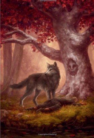 Лювин под сердце-деревом