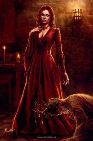 Мелисандра убивает Крессена