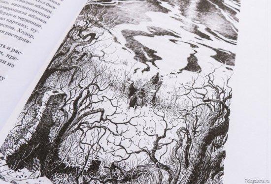 Внутренние иллюстрации (Бран у Короны Королевы)