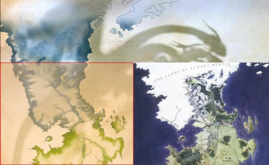 Карта дальнего севера