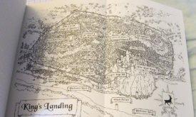 План Королевской Гавани в Битве королей