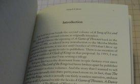 Предисловие Джорджа Мартина для Битвы королей