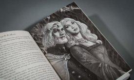 Внутренние иллюстрации в «Пламени и крови»