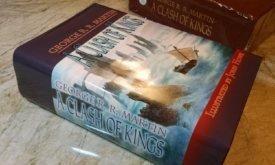 Обложка Битвы королей