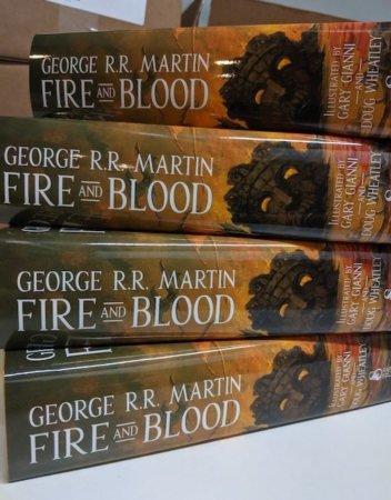 Ограниченное издание «Пламени и крови»