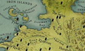 Карта (деталь)