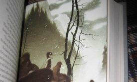 Фотография книги: цветная вклейка