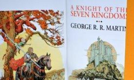 Фотография книги: раскрашенные иллюстрации (ниже смотрите обычную версию)