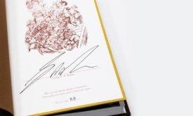 Фотография книги: подписи