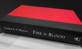 Американская версия «Пламени и крови» без суперобложки