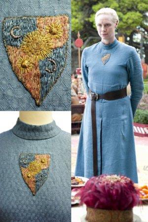 Голубое платье Бриенны