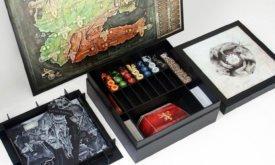 Настольная игра A Game of Thrones: The Board Game / Игра Престолов (третье издание)