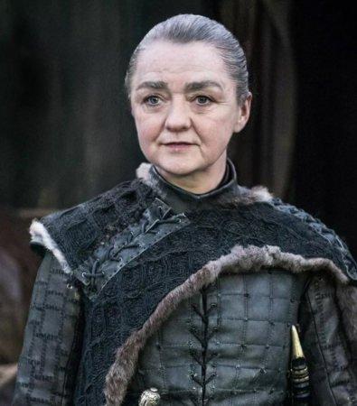 Арья Старк в старости