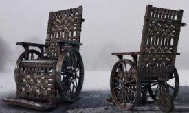 Финальный концепт коляски Брана