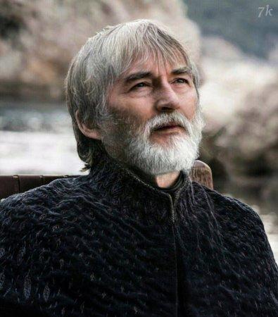 Бран Старк в старости
