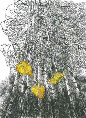 Рисунок автора из собственного воображения
