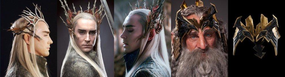 Стань Бран правителем в рамках прежней картины мира, его корона могла бы включать образы чардрева, ворон и волков. Примером здесь могут служить короны Трандуила и Трора из фильма «Хоббит».