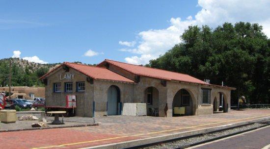 Станция Лами сегодня