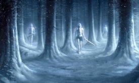 Иные в Зачарованном лесу