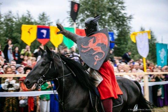 Принц Рейгар на турнире