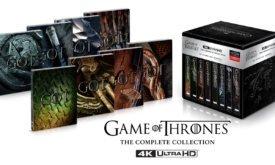 Полное Ultra HD Blu-ray переиздание восьми сезонов «Игры престолов»