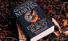 Переиздание «Пламени и крови» в мягком переплете