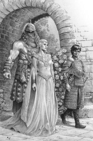 Ларра с Сандоком Тенью