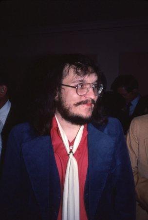 Джордж Мартин на вечеринке лузеров Noreascon (1980)